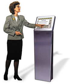 Sample Human Resource Kiosk